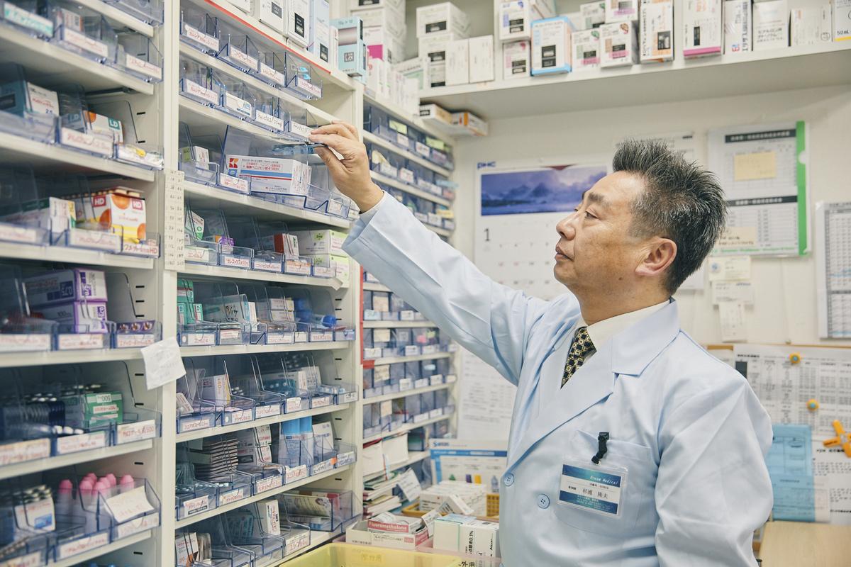ドリームメディカル|愛知県の調剤薬局